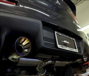 EVO X Cat-back Exhaust Install